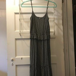 Mossimo long strappy summer dress